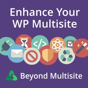 Enhance WordPress Multisite with Beyond Multisite